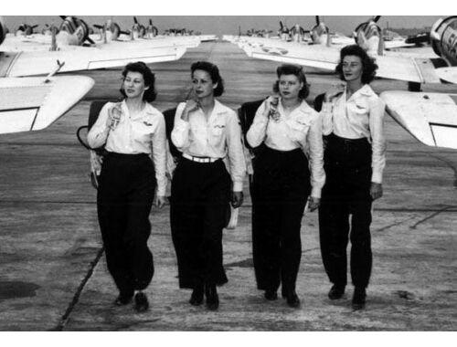 ICM US WASP (1943-1945 3 figures) 1:32 (32108)
