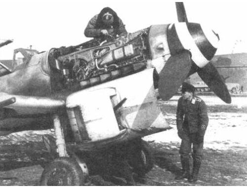 ICM German Luftwaffe Ground Personnel (1939-1945 3 figures) 1:32 (32109)