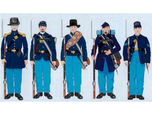 ICM American Civil War Union Infantry 1:35 (35020)