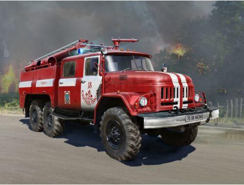 ICM AC-40-137A, Soviet Firetruck molds 1:35 (35519)