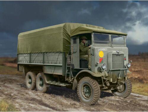 ICM Leyland Retriever General Service, WWII British Truck 1:35 (35600)