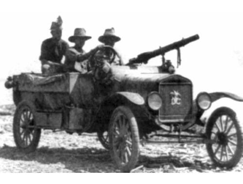 ICM Model T 1917 LCP with ANZAC Crew 1:35 (35668)