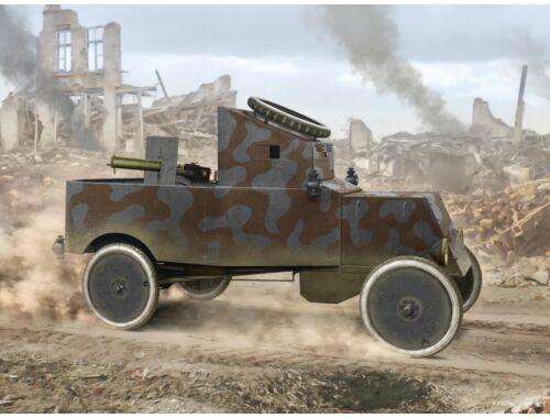 ICM Model T RNAS Armoured Car 1:35 (35669)