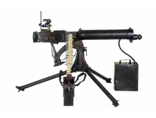 ICM British Vickers Machine Gun 1:35 (35712)