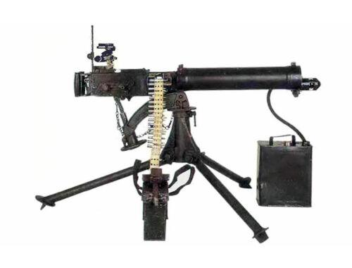 ICM British Vickers Machine Gun 1:35 (35712)