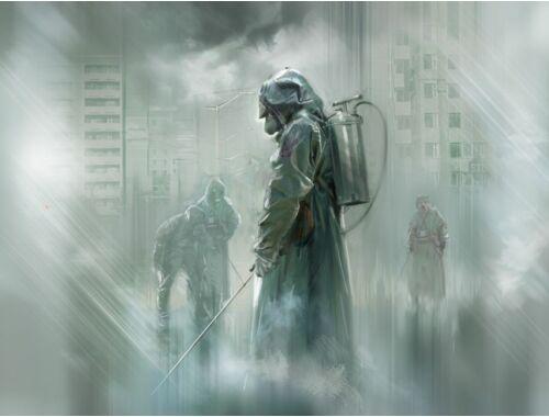 ICM Chernobyl 4. Deactivators (4 figures) 1:35 (35904)