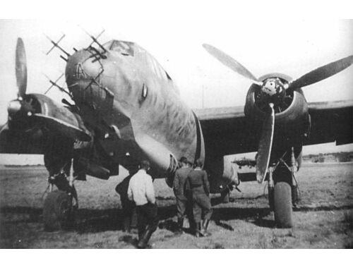 ICM Do 217J-1/2, WWII German Night Fighter 1:48 (48272)