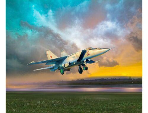 ICM MiG-25 RU, Soviet Training Aircraft 1:72 (72176)