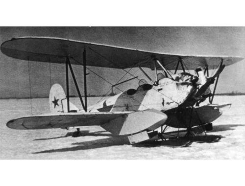 ICM U-2/Po-2, WWII Soviet Multi-Purpose Aircraft 1:72 (72244)