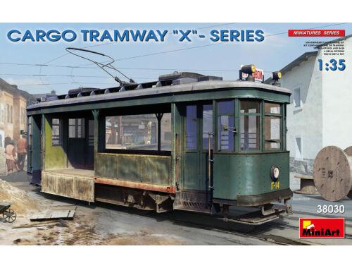 MiniArt Cargo Tramway X-Series 1:35 (38030)