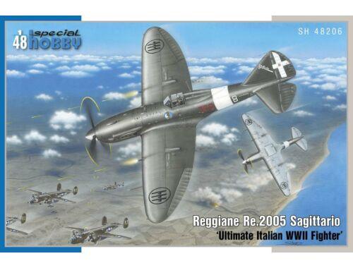 Special Hobby Reggiane Re 2005 Saggitario 1:48 (48206)