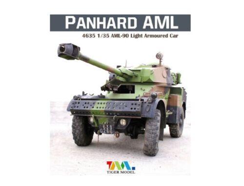 Tigermodel PANHARD AML-90 1:35 (4635)