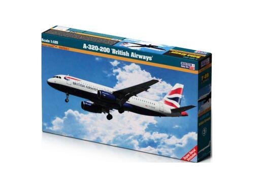 Mistercraft A-320-200 British Airways 1:125 (F-09)