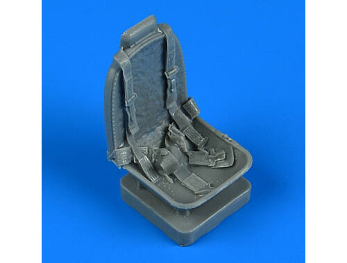Quickboost A-1 Skyraider seat with safety belts f.TRUM/ZOUKEI 1:32 (QB32 236)