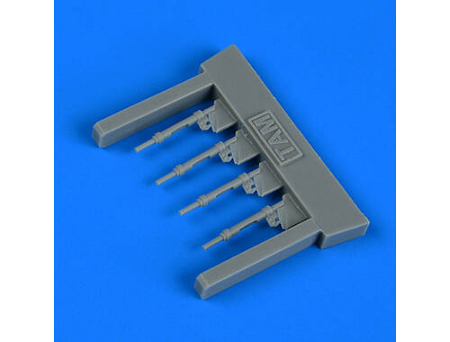 Quickboost Bf 109G-6 piston rods with undercarriage legs locks for Tamiya 1:72 (QB72 625)