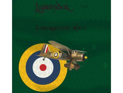 Eduard Lysander Limited Edition 1:48 (11138)