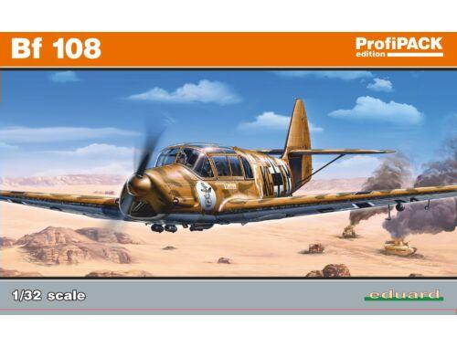 Eduard Bf 108 Profipack 1:32 (3006)