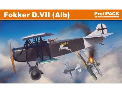 Eduard Fokker D.VII(Alb) Profipack 1:72 (70134)