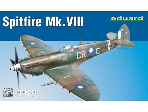 Eduard Spitfire Mk.VIII Weekend Edition 1:48 (84159)