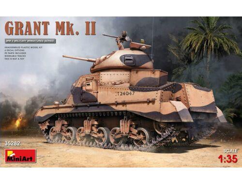 MiniArt Grant Mk. II 1:35 (35282)