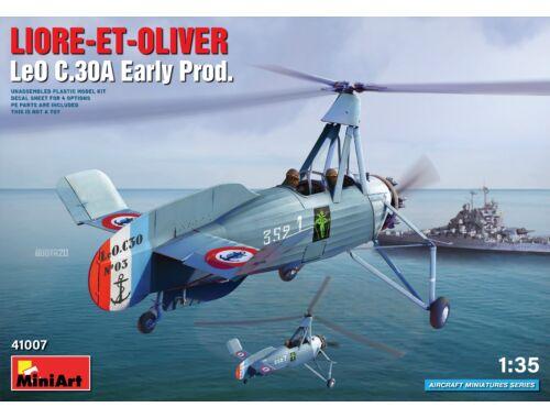 MiniArt Liore-et-Oliver LeO C.30A Early Prod 1:35 (41007)