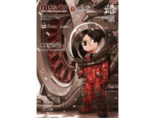Meng The Wandering Earth Han Duoduo figure (mms-008)