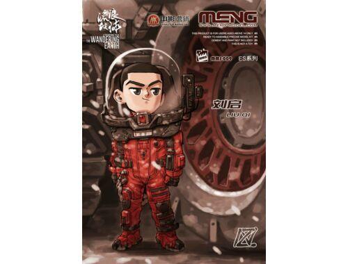 Meng The Wandering Earth Liu Qi figure (MMS-009)