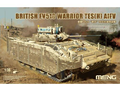 Meng British FV510 Warrior TES(H) AIFV 1:35 (SS-017)