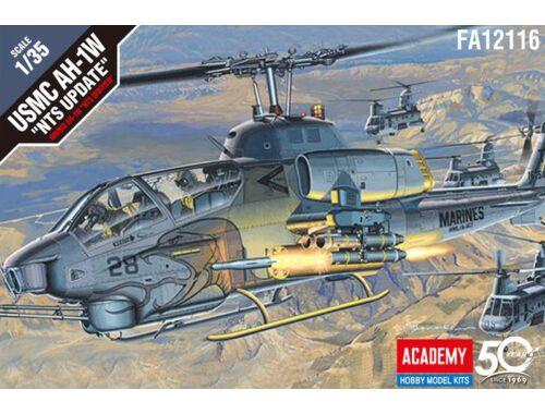 "Academy USMC AH-1W ""NTS UPDATE"" 1:35 (12116)"
