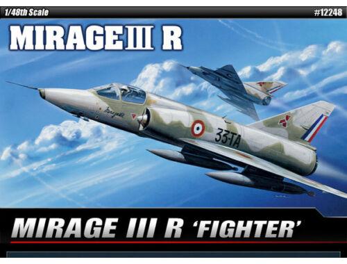 Academy MIRAGE III R FIGHTER 1:48 (12248)