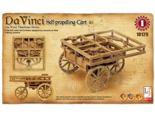 Academy Da Vinci Self-Propelling Cart (18129)