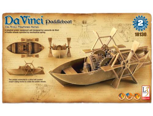 Academy Da Vinci Paddleboat (18130)