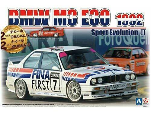 BMW M3 E30 1992 Sport Evo. II 1:24 (24019)