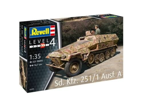Revell Sd.Kfz. 251/1 Ausf. A 1:35 (3295)