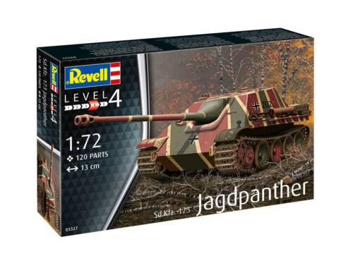Revell Jagdpanther Sd.Kfz.173 1:72 (3327)