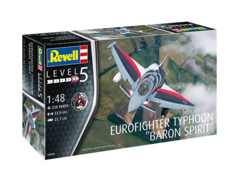 "Revell Eurofighter Typhoon ""BARON SPIRIT"" 1:48 (3848)"