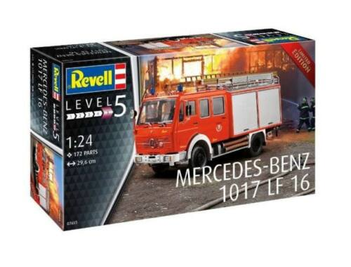 Revell Mercedes-Benz 1017 LF 16 1:24 (7655)