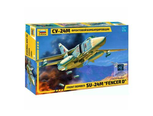 Zvezda Sukhoi Su-24M Fencer-D 1:72 (7267)