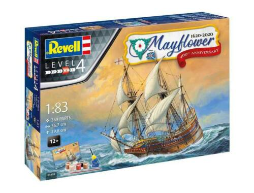 Revell Gift Set Mayflower 400th Anniversary 1:83 (5684)