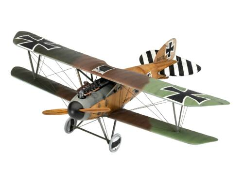 Revell Model Set Albatros DIII 1:48 (64973)