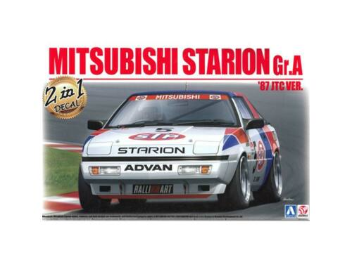 Mitsubishi Starion Gr.A '87 JTC Ver. 1:24 (24023)