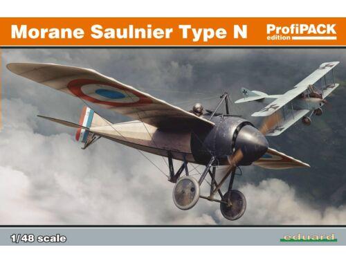 Eduard Morane Saulnier Type N, ProfiPack 1:48 (8095)