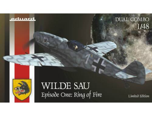 Eduard WILDE SAU Episode One: RING of FIRE, Limited Edition 1:48 (11140)