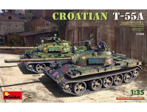 MiniArt Croatian T-55A 1:35 (37088)
