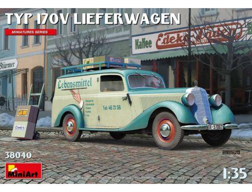MiniArt Typ 170V Lieferwagen 1:35 (38040)
