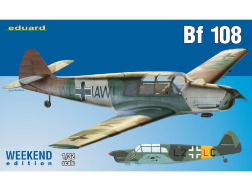 Eduard Bf 108, Weekend Edition 1:32 (3404)