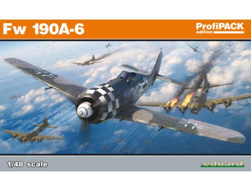 Eduard Fw 190A-6, Profipack 1:48 (82148)