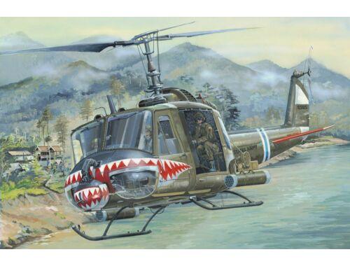 Hobby Boss UH-1 Huey B 1:18 (81806)