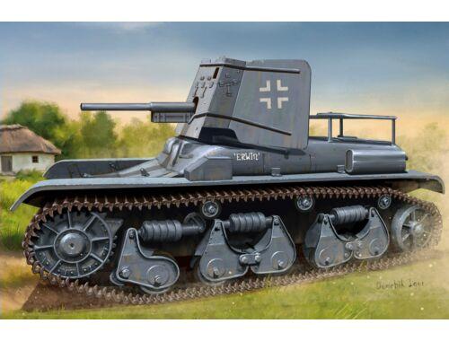 Hobby Boss German 3.7cm Pak 35/36 auf Pz.Kpfw 35R(f) 1:35 (83895)