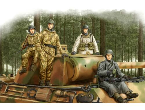Hobby Boss German Panzer Grenadiers Vol.2 1:35 (84405)